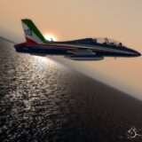 mb-339-over-the-sunset