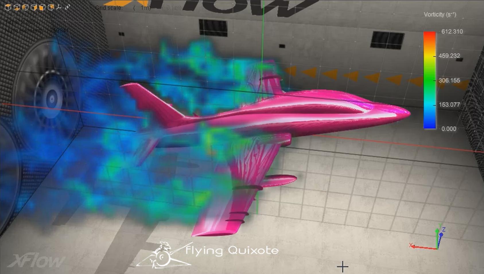 MB-339 flight dynamics